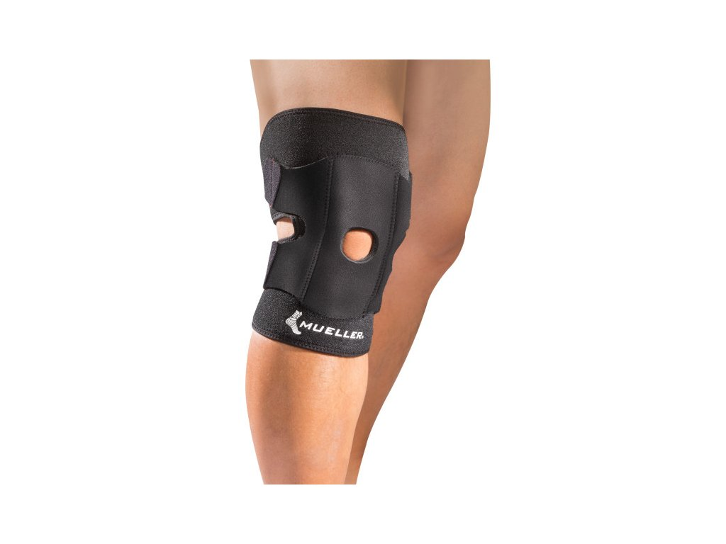 Ortéza na koleno Mueller Adjustable Knee Support